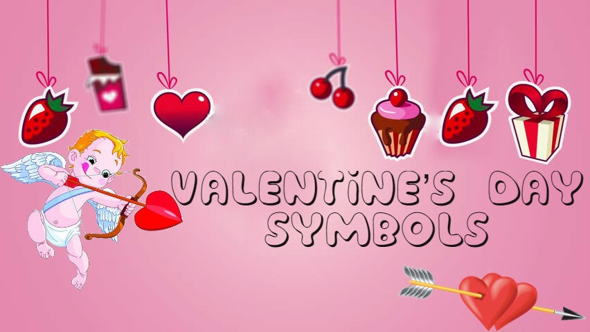 Valentines Day Symbols Read About The Symbols Of Love
